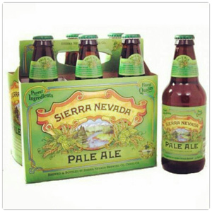 Sierra Nevada Pale Ale ejemplo de American Pale Ale