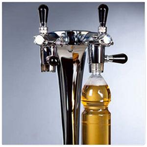 Llenado de botellas PEGAS NovoTap