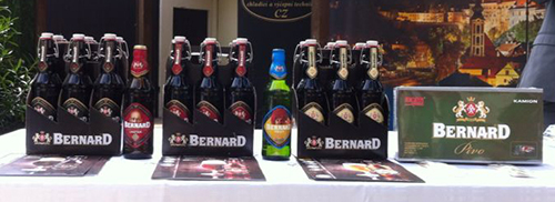 Las cervezas de la familia Bernard