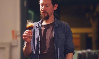 Evin O'Riordain maestro cervecero de The Kernel