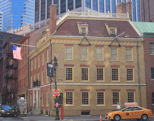 Fraunces Tavern, un local histórico de Nueva York