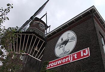 Molino de Brouwerij 't IJ