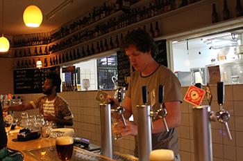 Interior de Brouwerij 't IJ