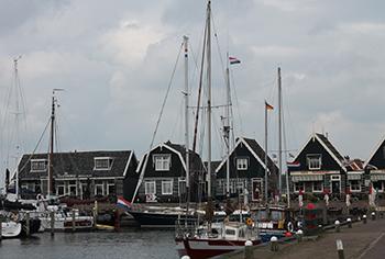 Marken, un pequeño pueblo pesquero con cerveza propia