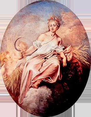 Ceres, diosa de la cerveza