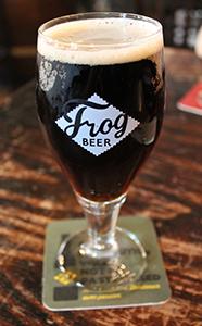Frog Beer London Porter