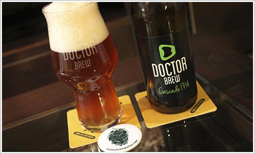 DoctorBrewCascadeIPA