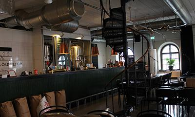 Brewpub de Eskilstuna Ölkultur